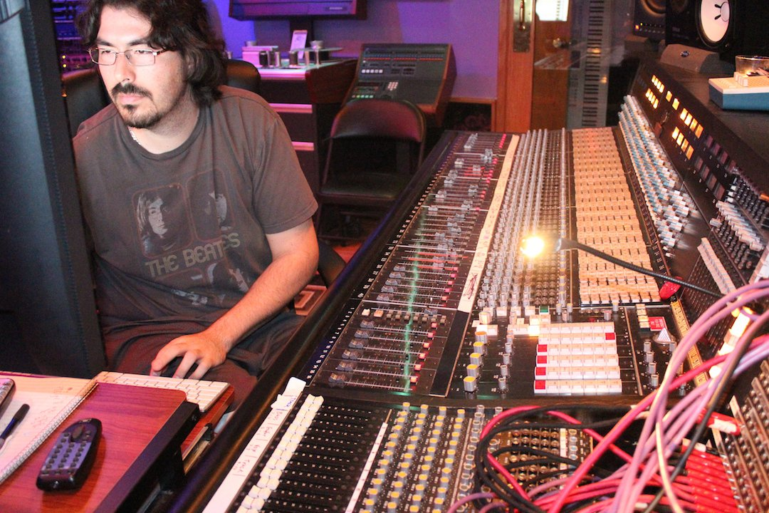 Greg at Mothership Studio.JPG